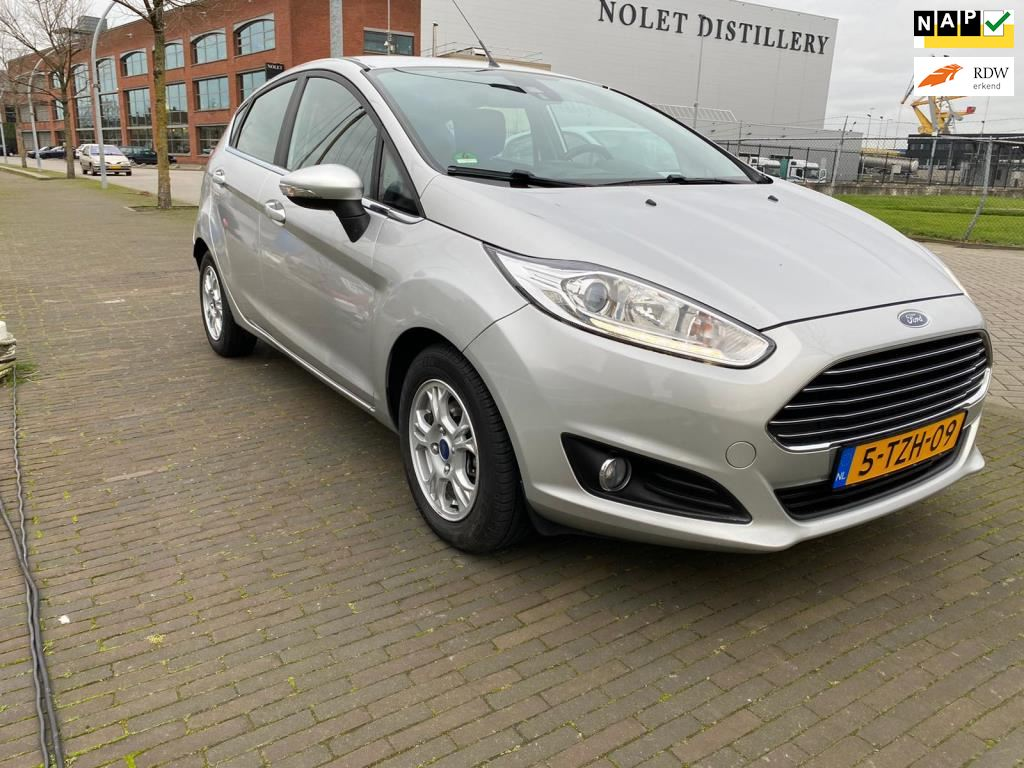 Ford Fiesta occasion - Gregory Autohandel