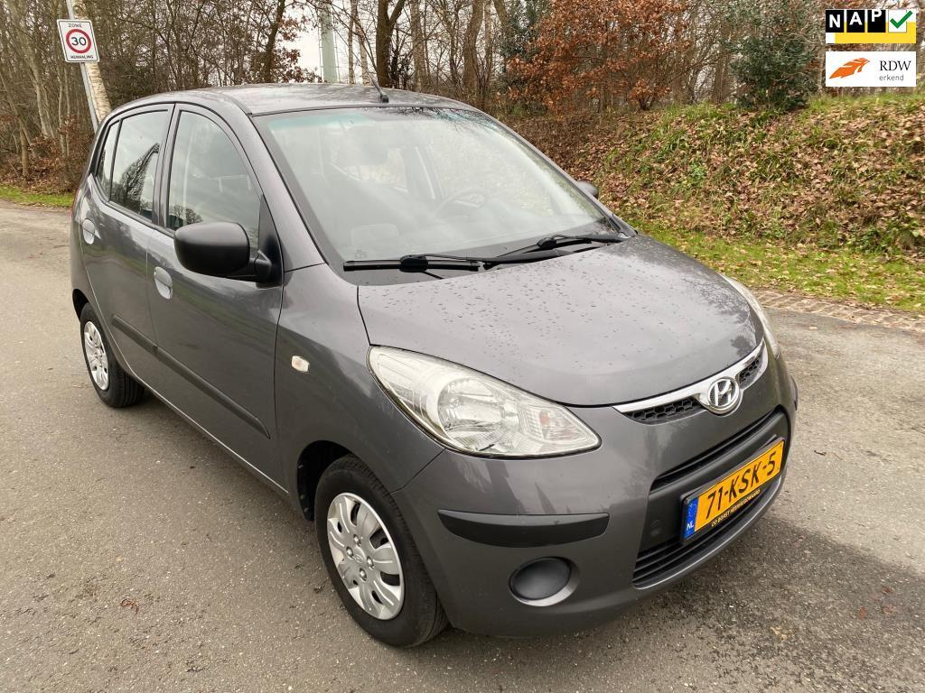 Hyundai I10 occasion - Autohandel H. van Olst
