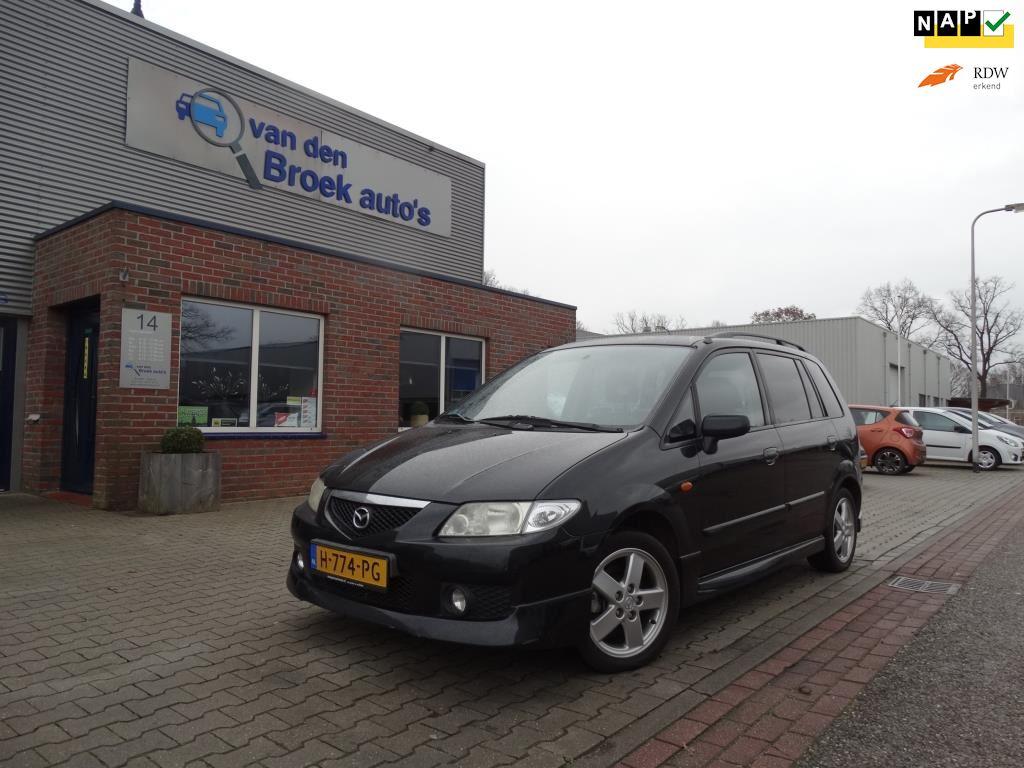 Mazda Premacy occasion - R. van den Broek Auto's