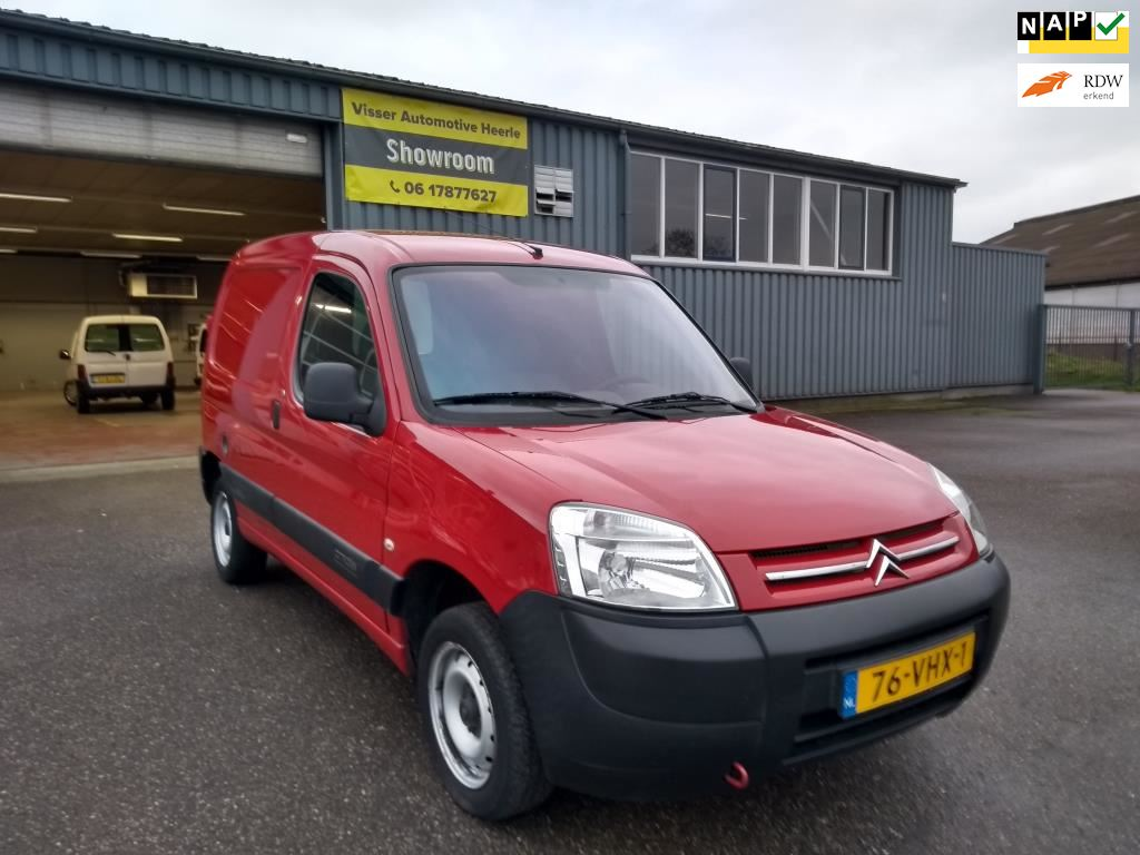 Citroen Berlingo occasion - Visser Automotive Heerle