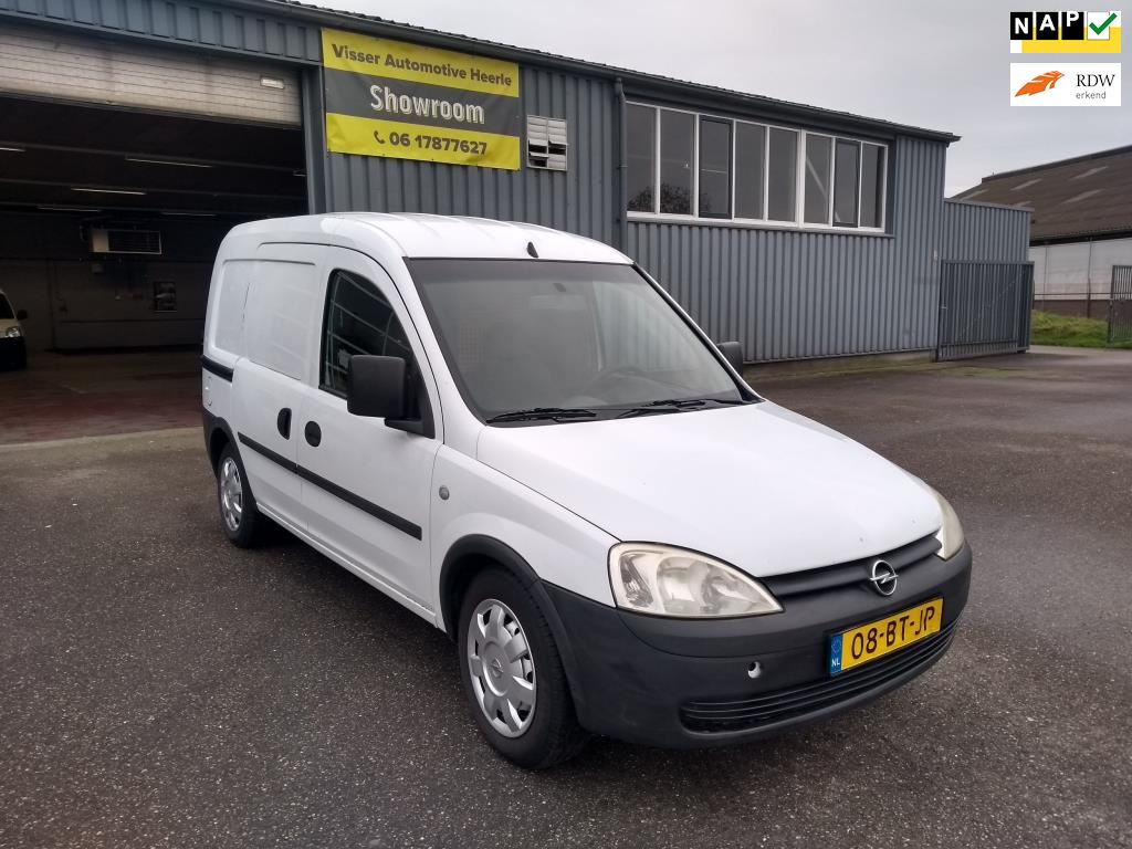Opel Combo occasion - Visser Automotive Heerle
