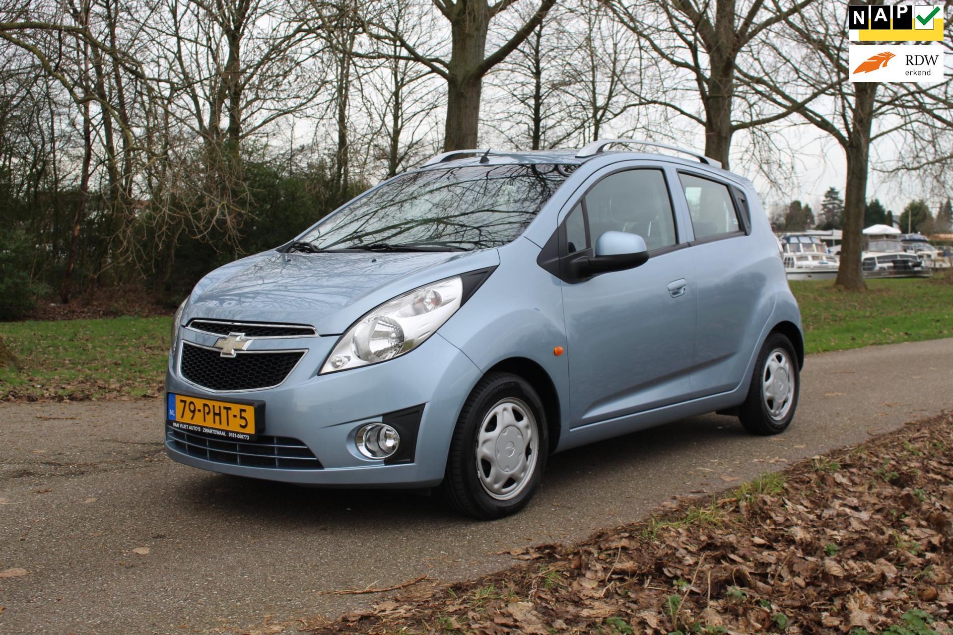 Chevrolet Spark occasion - Van Vliet Auto's