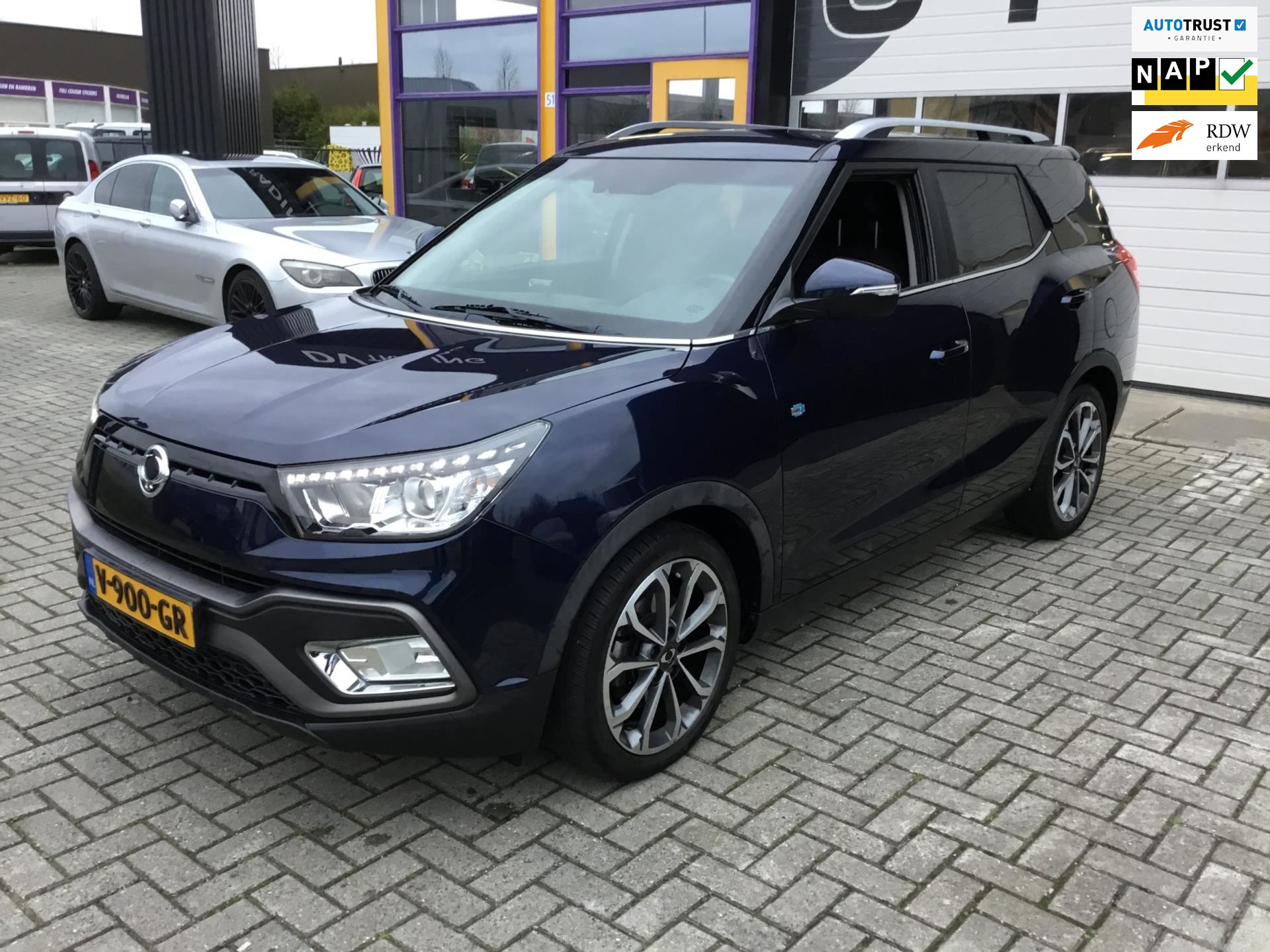 SsangYong XLV occasion - DV Trading