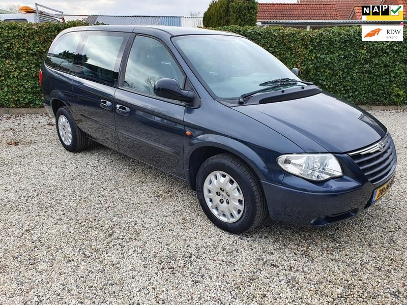 Chrysler Grand Voyager occasion - Autolania