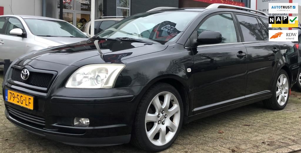 Toyota Avensis Wagon occasion - Gebo Auto's