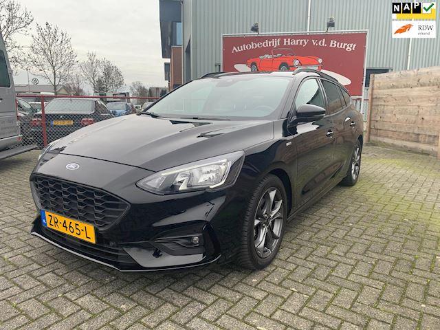 Ford Focus Wagon occasion - Autobedrijf Harry van der Burgt