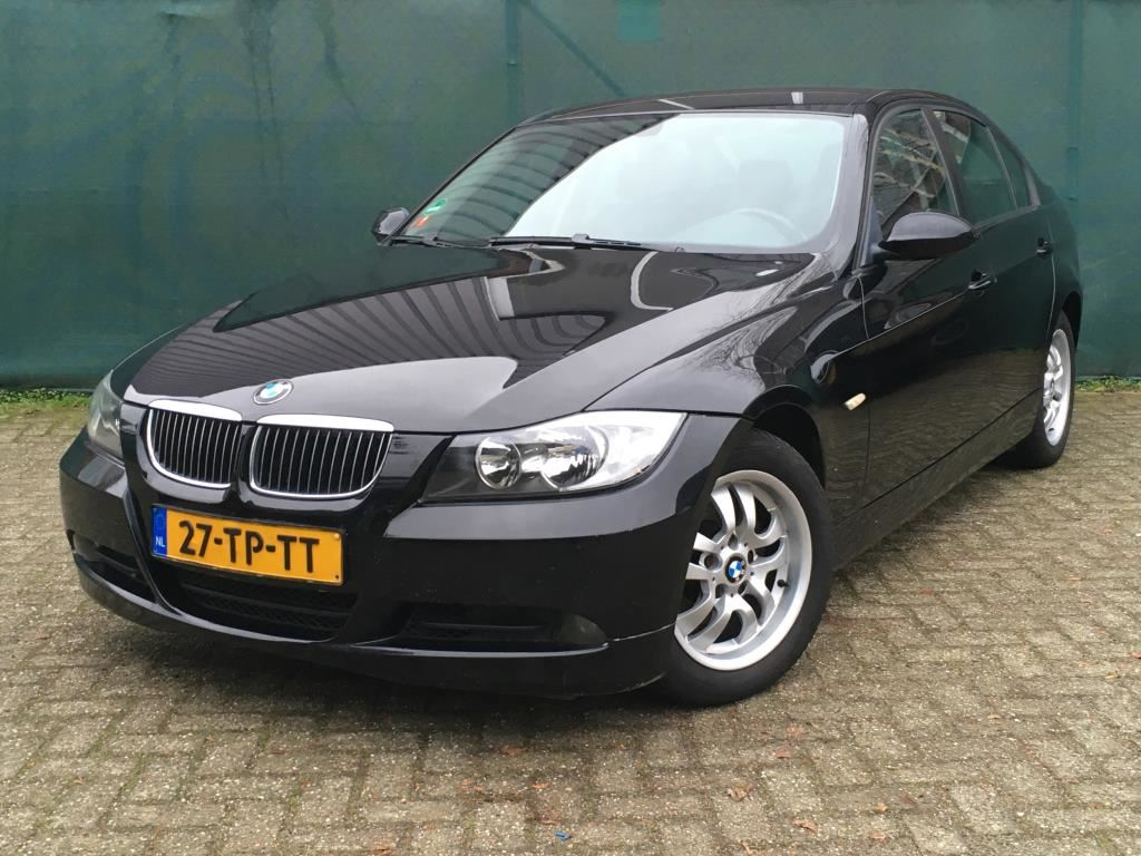 BMW 3-serie occasion - KriekCars