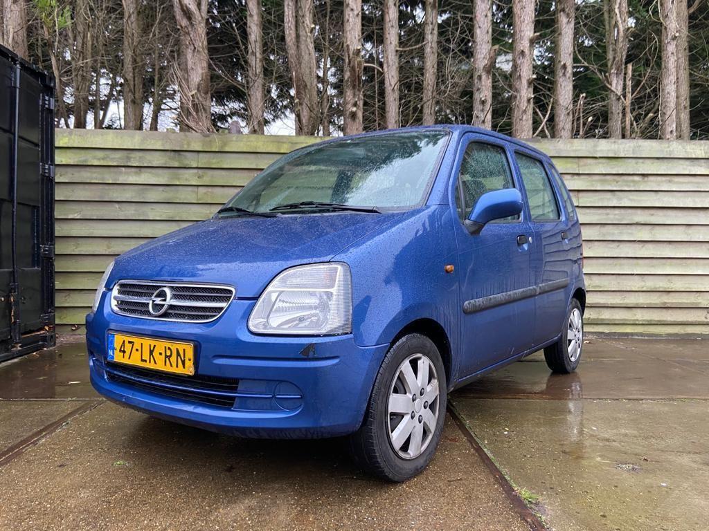 Opel Agila occasion - Gregory Autohandel