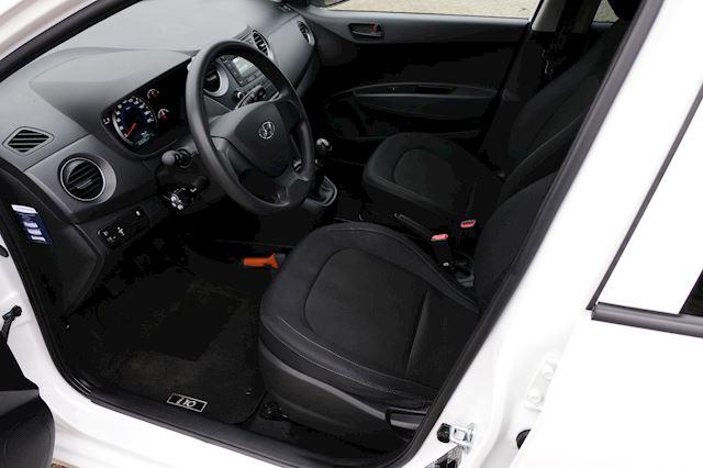 Hyundai I10 occasion - FLEVO Mobiel