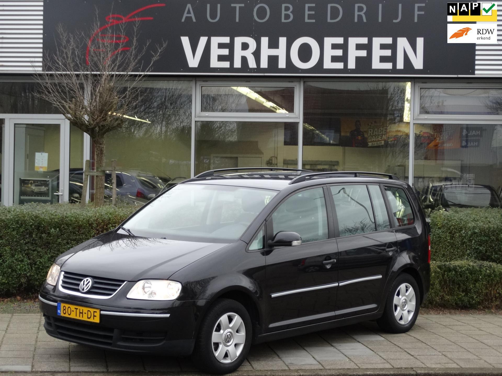 Volkswagen Touran occasion - Autobedrijf Verhoefen