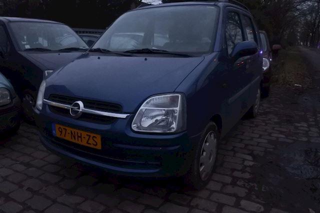 Opel Agila 1.2-16V Color Edition 5 drs trekhaak apk 13-10-2021