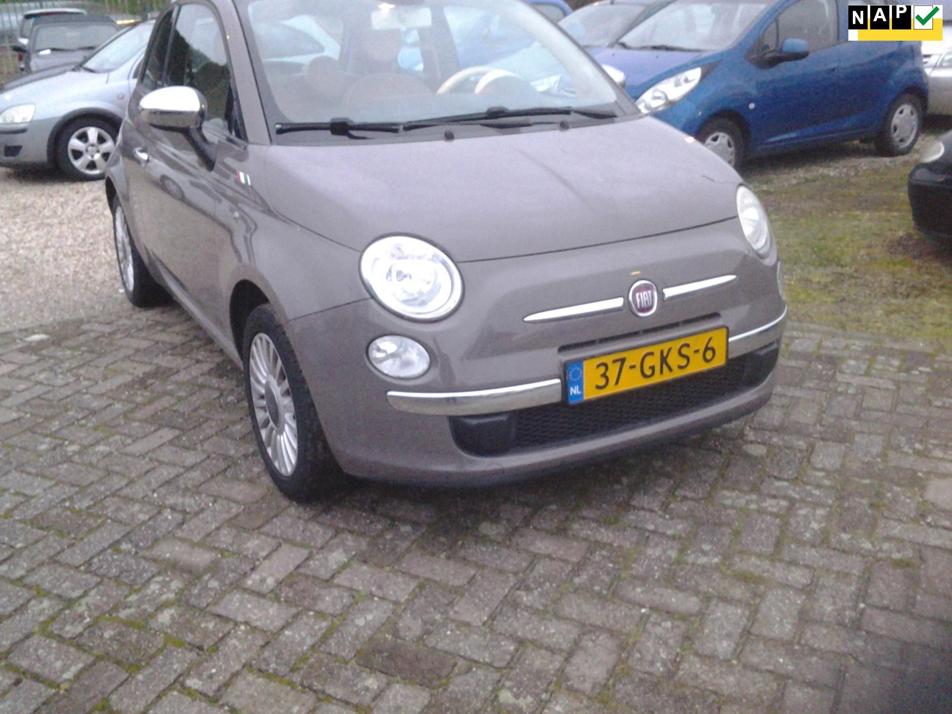 Fiat 500 occasion - Van der Wielen Auto's