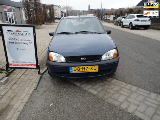 Ford Fiesta occasion - Parwiz Automobielen