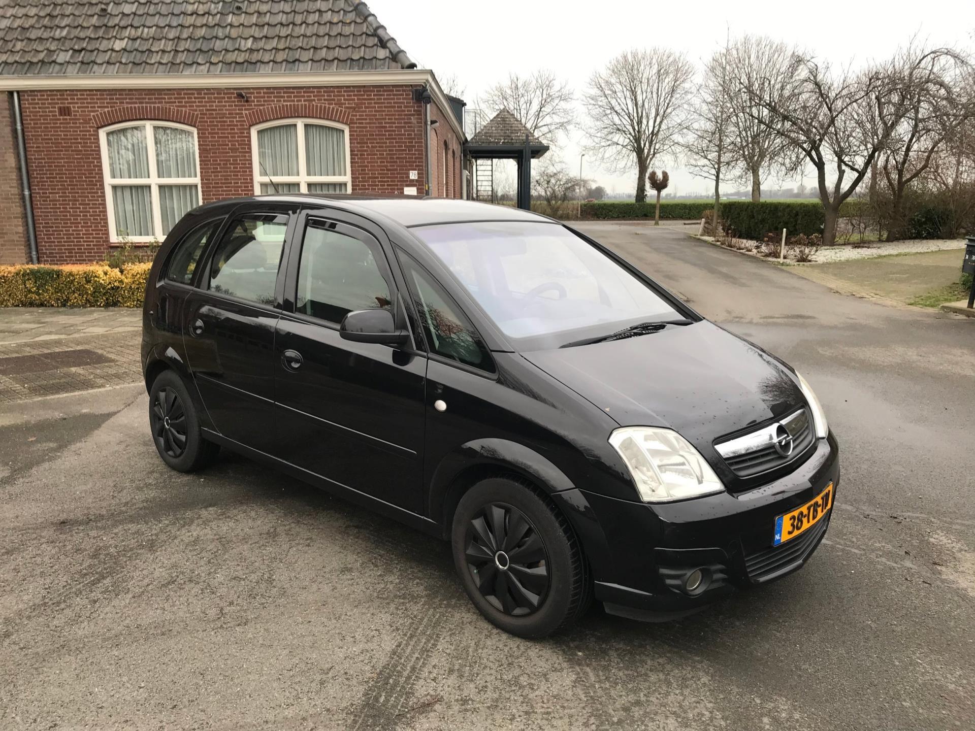 Opel Meriva occasion - AB Automobielen