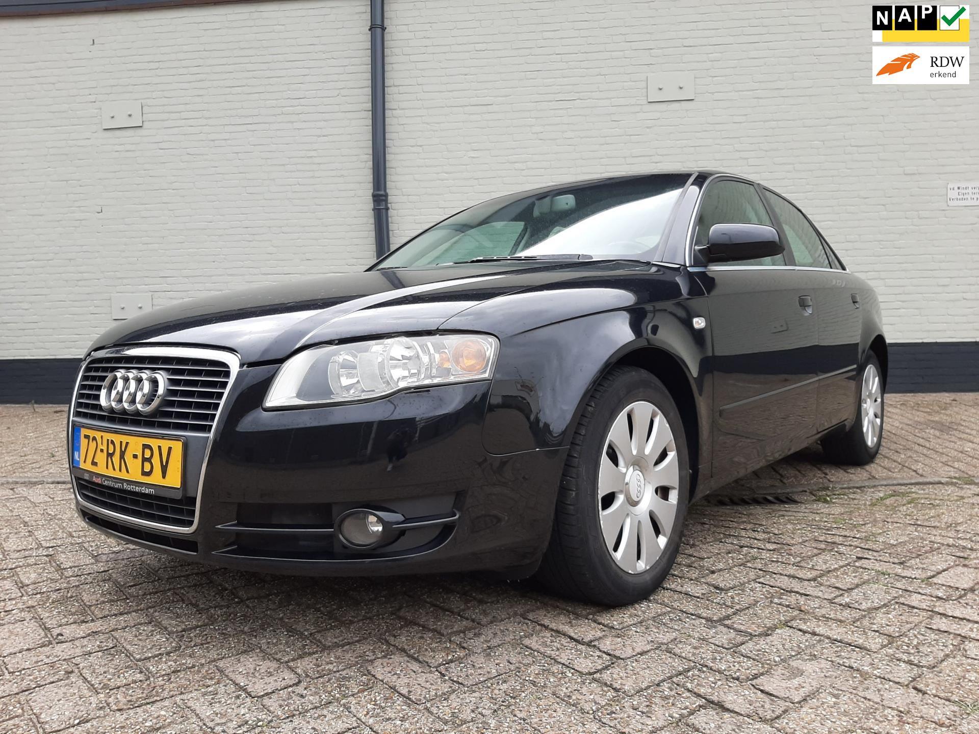Audi A4 occasion - Koray Auto's