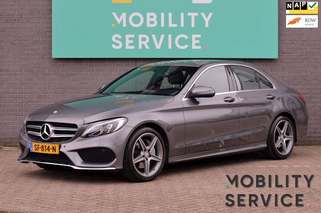 Mercedes-Benz C-klasse occasion - Mobility Service