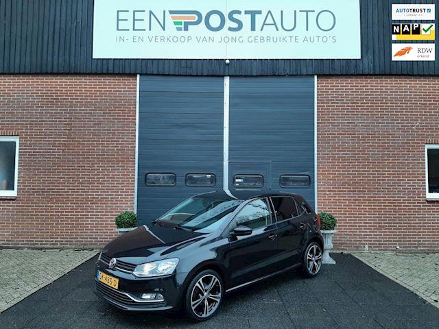 Volkswagen Polo 1.2 TSI Comfortline  Navigatie, Climate-Control, LM-velgen 17