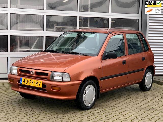 Suzuki Alto 1.0 GLS bj.2000 APK.12-2021|Automaat