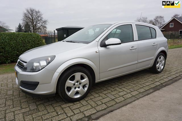 Opel Astra 1.6 Edition 5 deurs