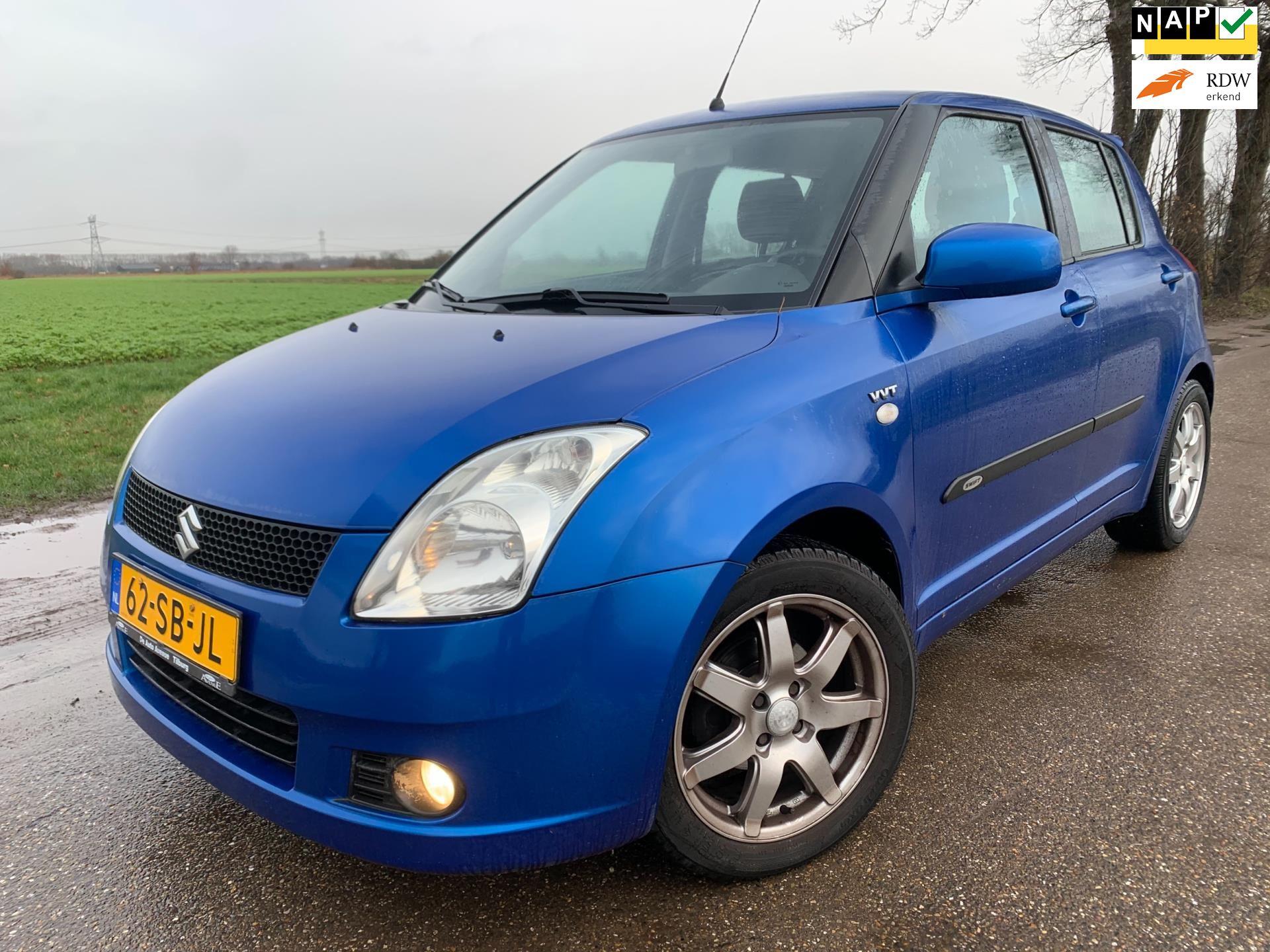 Suzuki Swift occasion - Van der Made Auto's