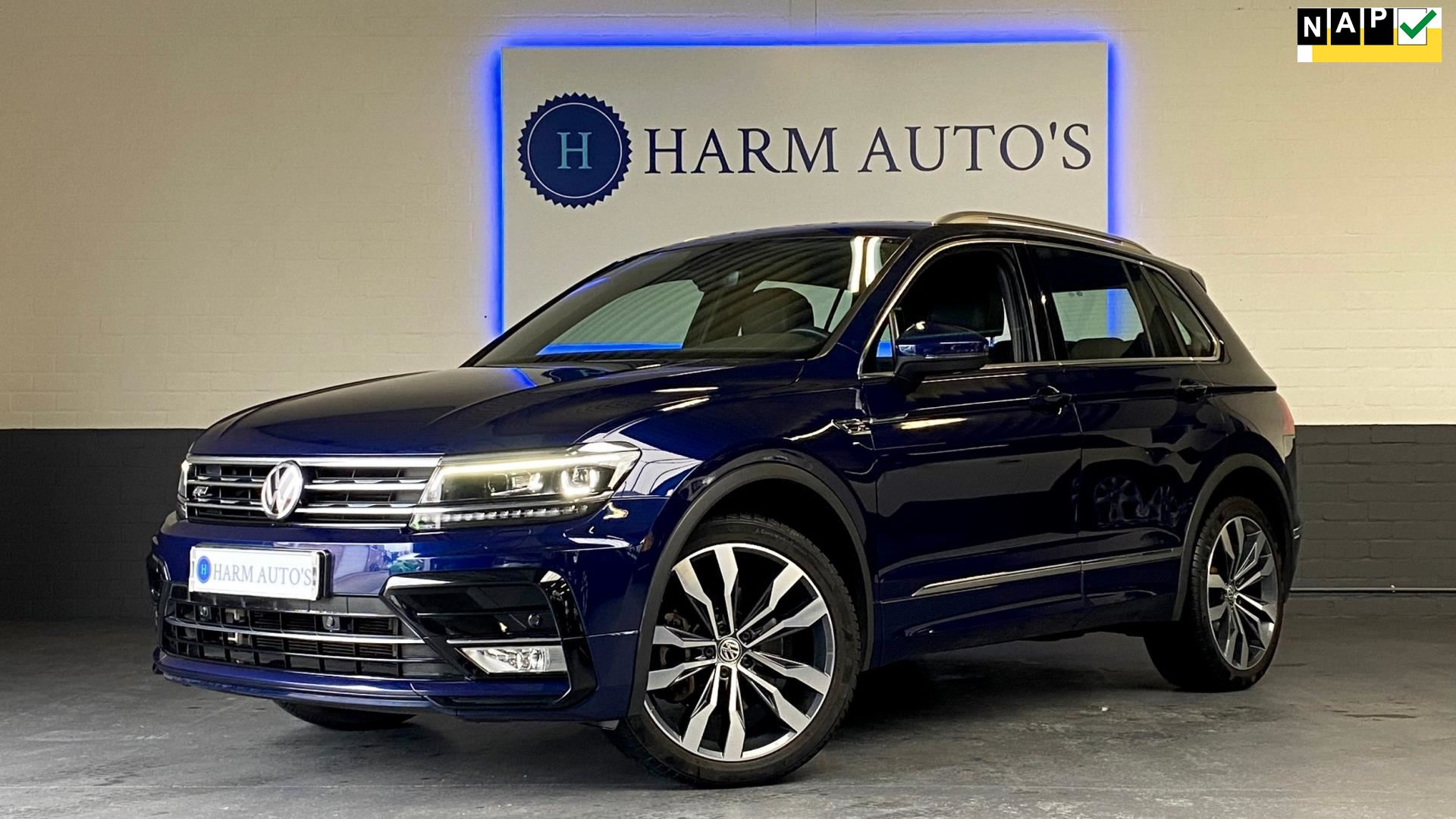 Volkswagen Tiguan occasion - Harm Auto's