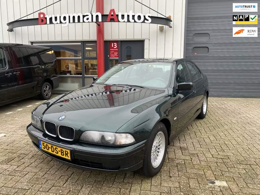 BMW 5-serie occasion - Brugman Auto's