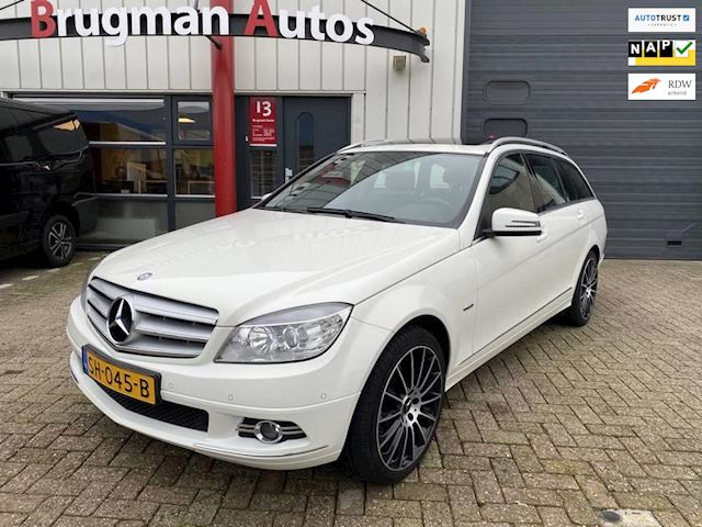 Mercedes-Benz C-klasse Estate 180 CGI BlueEFFICIENCY Business Class Avantgarde