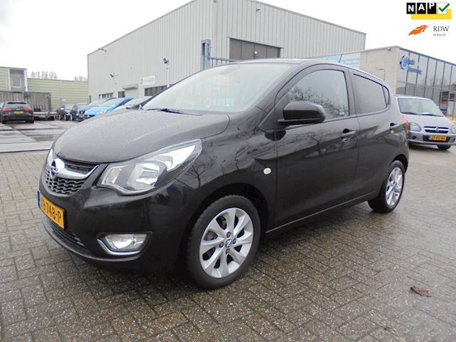 Opel KARL 1.0 innovation Intellilink, Leder, Trekhaak, Nette auto