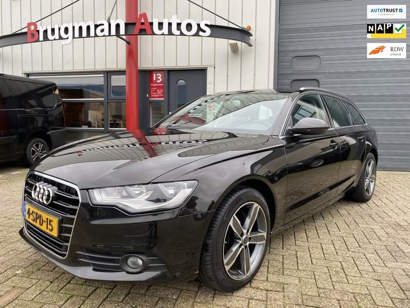 Audi A6 Avant occasion - Brugman Auto's