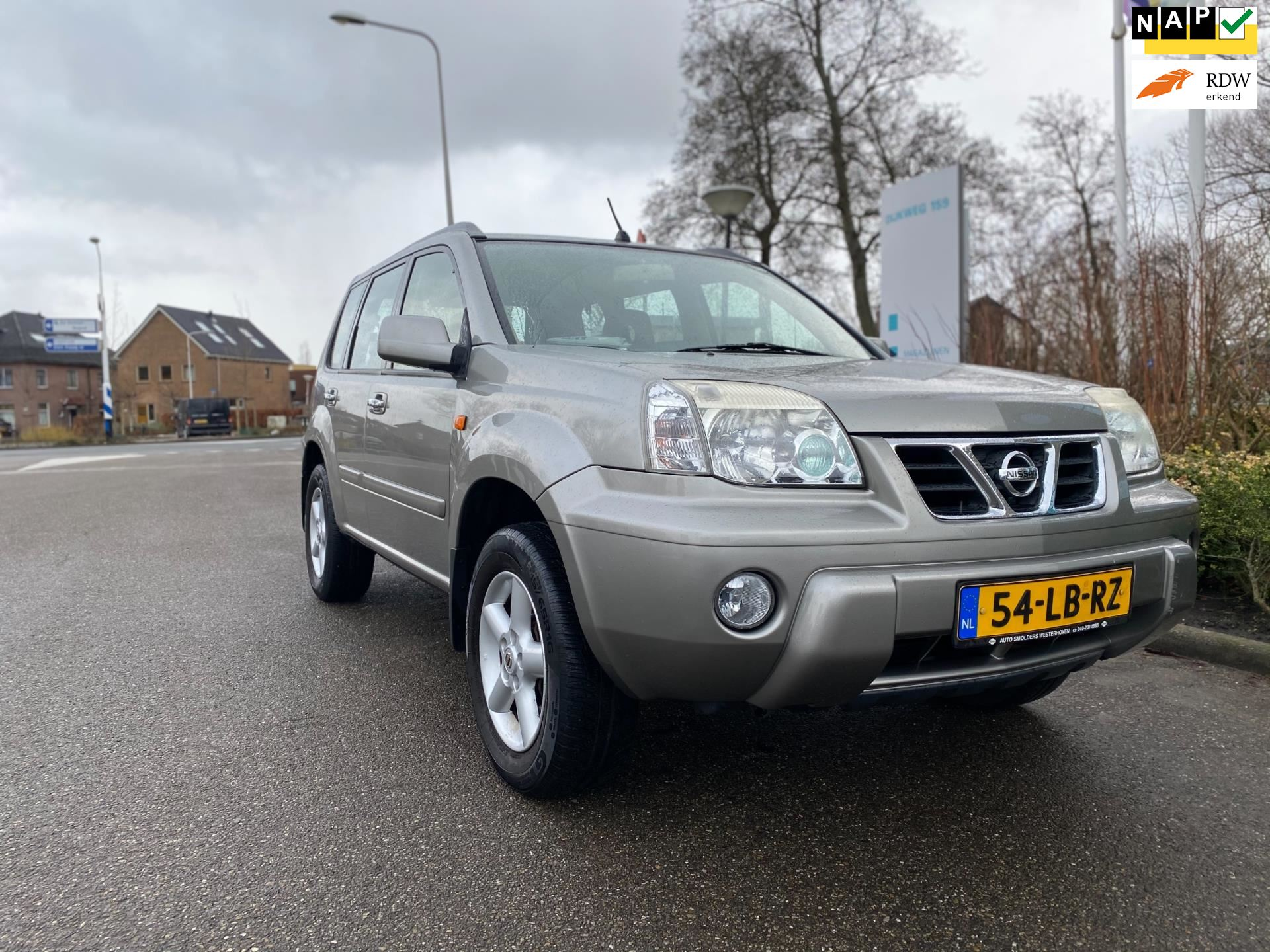 Nissan X-Trail occasion - Honsel Occasions B.V.