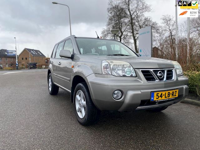 Nissan X-Trail 2.0 Luxury / 4X4 / AIRCO / LMV / ELEC.RAMEN / ELEC.SPIEGELS / TREKHAAK / NAP......
