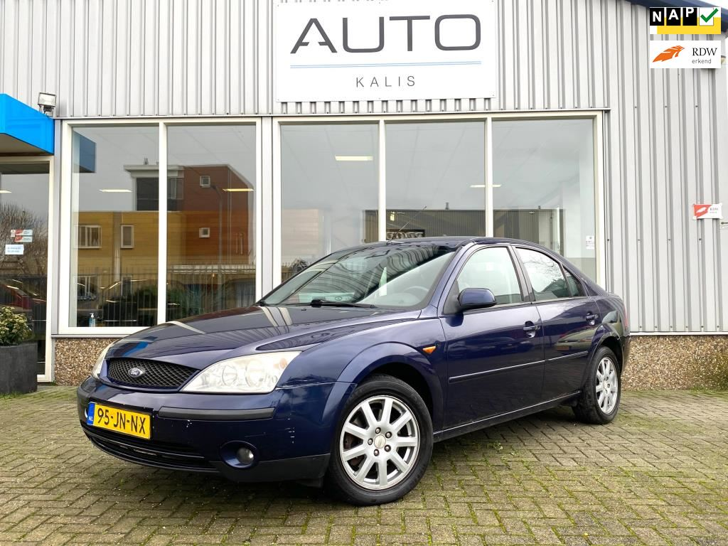 Ford Mondeo occasion - Auto Kalis