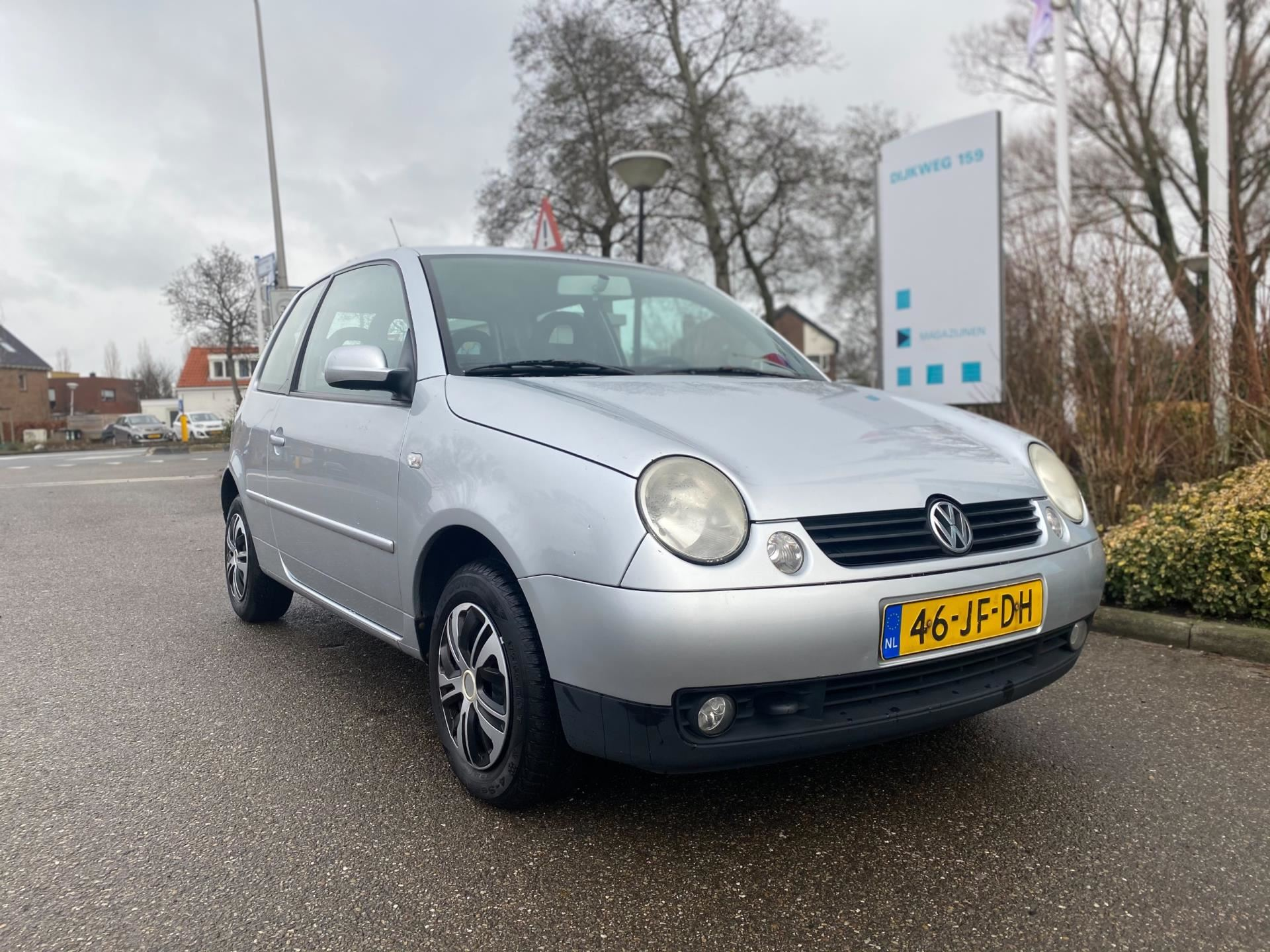 Volkswagen Lupo occasion - Honsel Occasions B.V.