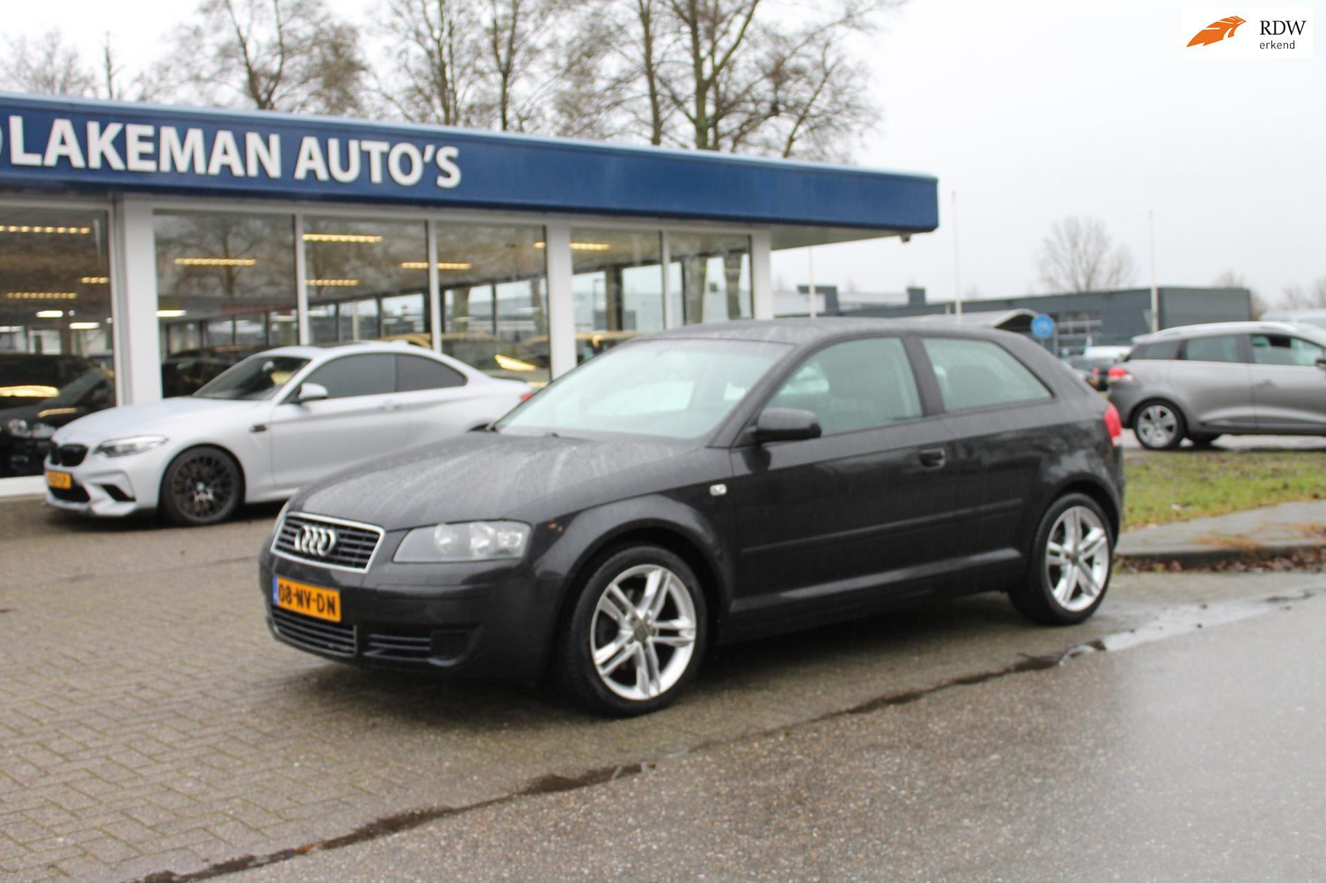 Audi A3 occasion - Lakeman auto's Almere B.V.