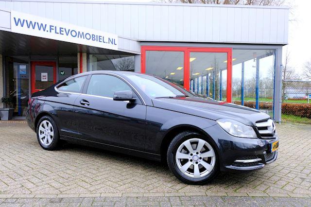 Mercedes-Benz C-klasse Coupé occasion - FLEVO Mobiel
