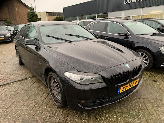 BMW 5-serie 520i Executive SEDAN AUTOMAAT 163.000 MOTORPROBLEEM
