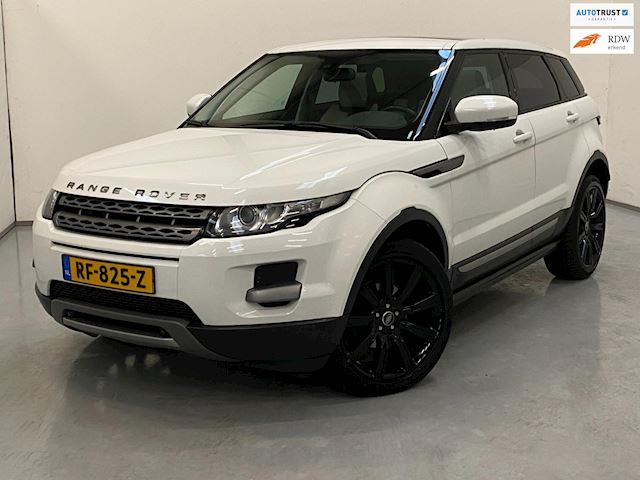 Land Rover Range Rover Evoque 2.2 SD4 4WD Prestige / Automaat / Pano / Leder