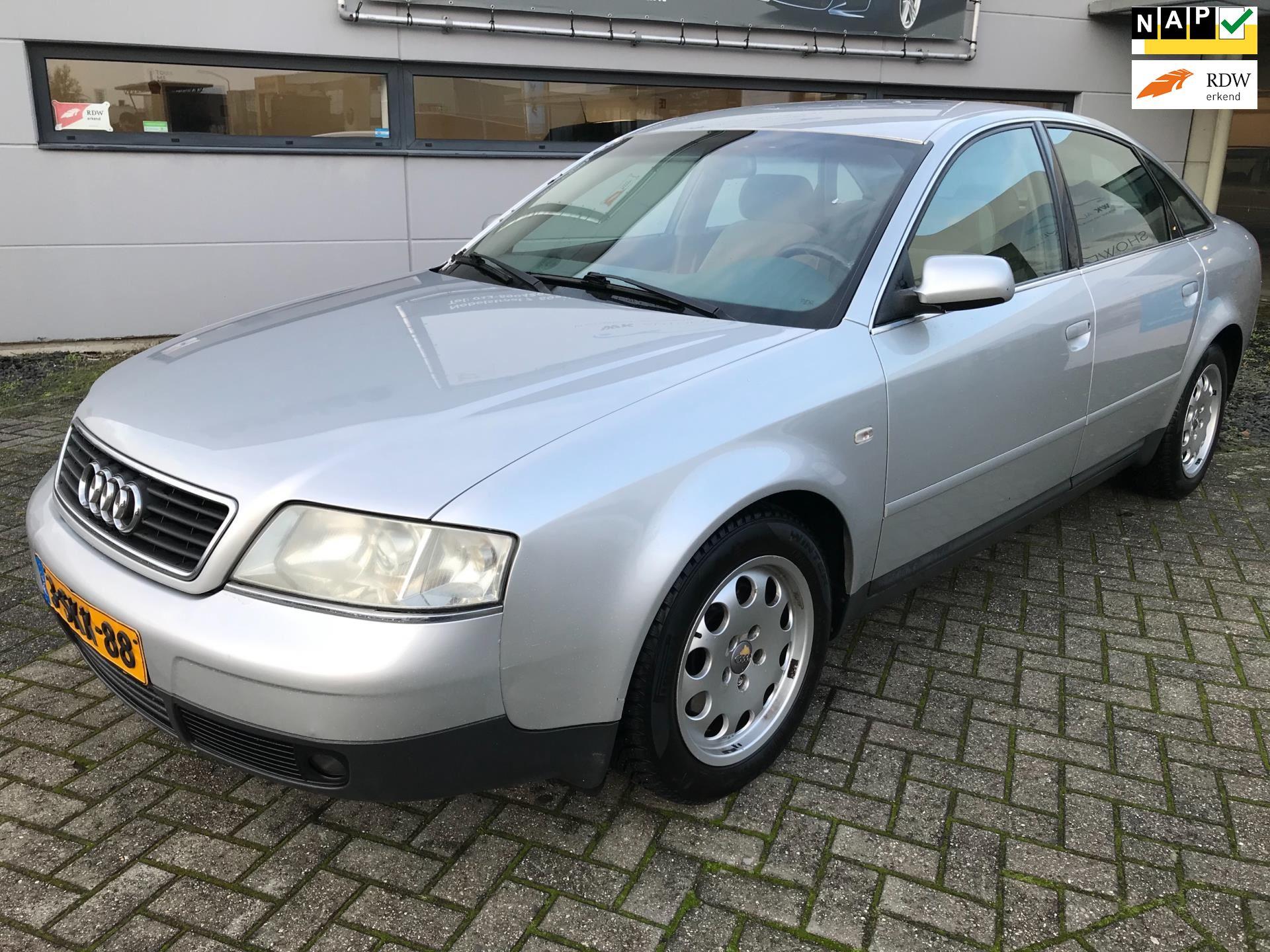 Audi A6 occasion - WK Automobiel