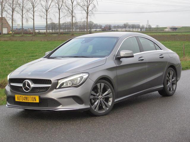 Mercedes-Benz CLA-klasse 200CDI Full option AUT/ECC/NAVIG/LEDER/PANO
