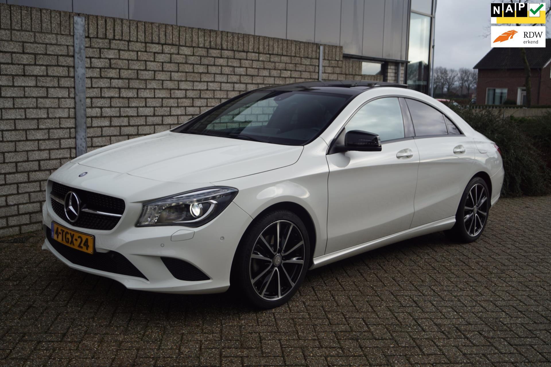 Mercedes-Benz CLA-klasse occasion - Autobedrijf H. Wijdeven V.o.f.