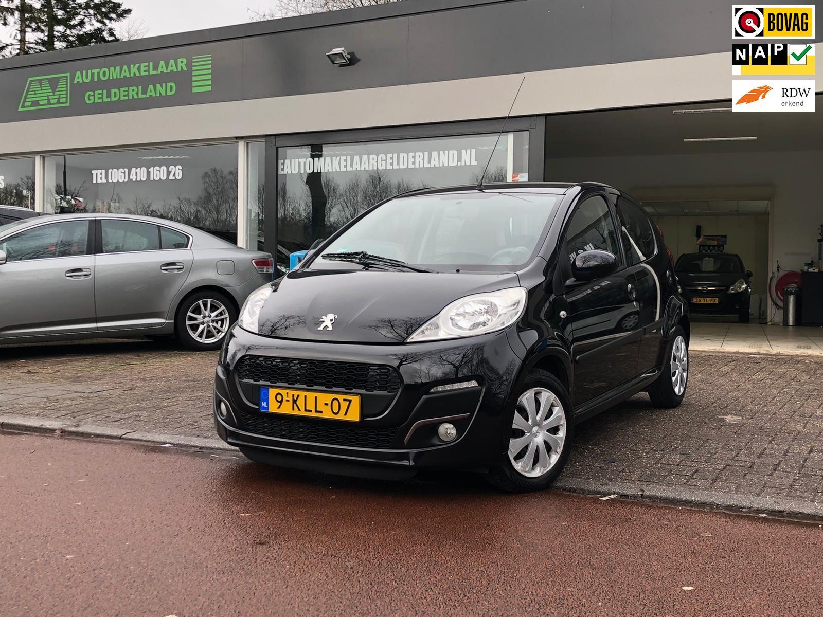 Peugeot 107 occasion - De Automakelaar Gelderland