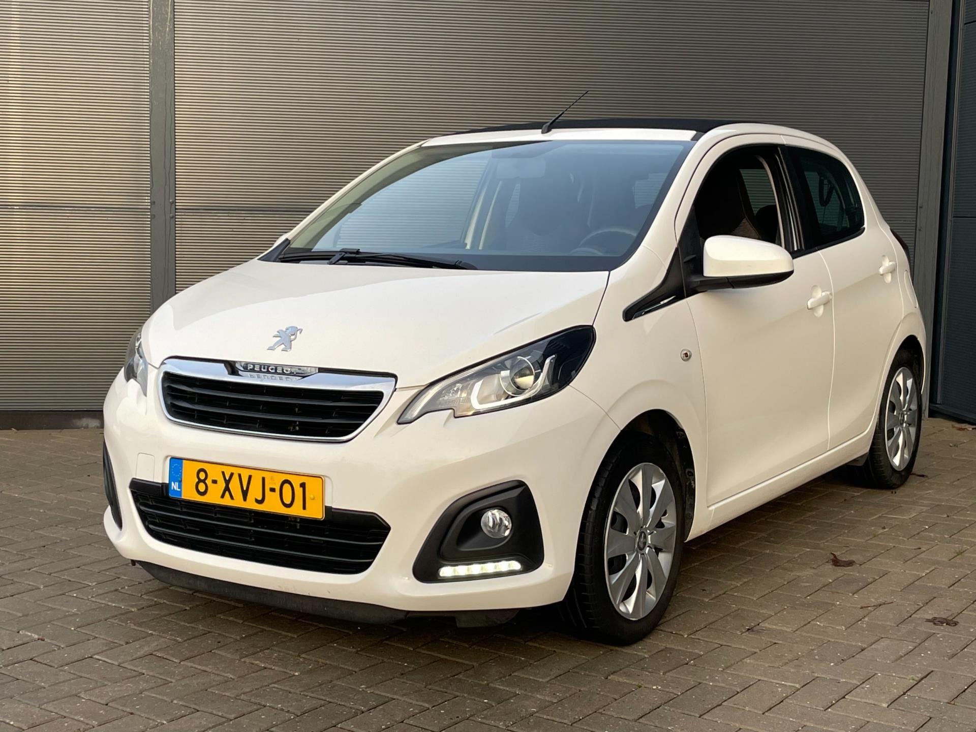 Peugeot 108 occasion - Van den Brom Auto's
