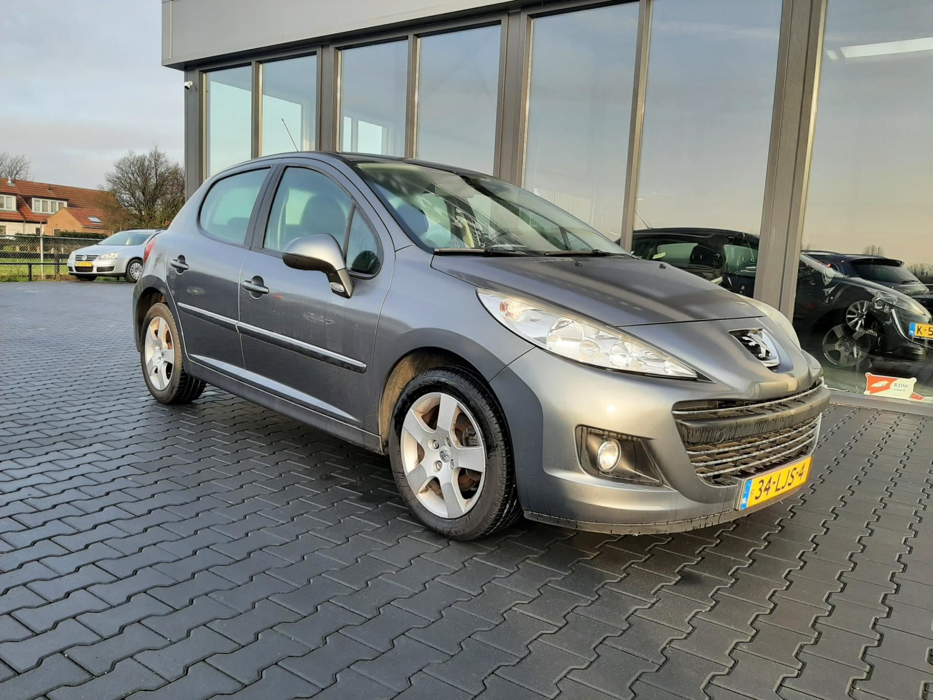 Peugeot 207 occasion - Auto Spaan