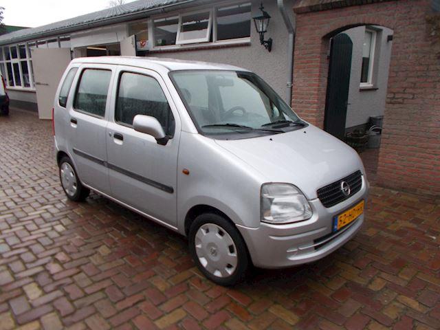 Opel Agila 1.2-16V Comfort bj 2001 apk7-01-2021