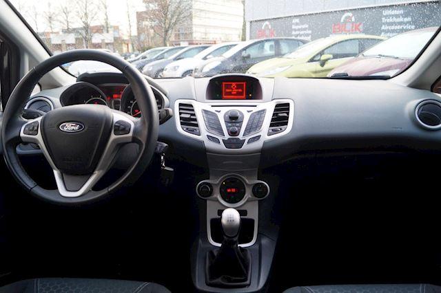 Ford Fiesta 1.6 Titanium | Clima | Cruise | PDC | N.A.P
