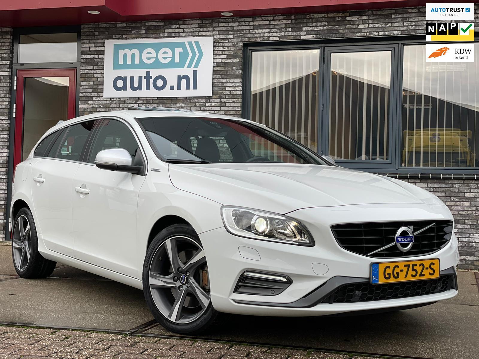Volvo V60 occasion - Meerauto.nl
