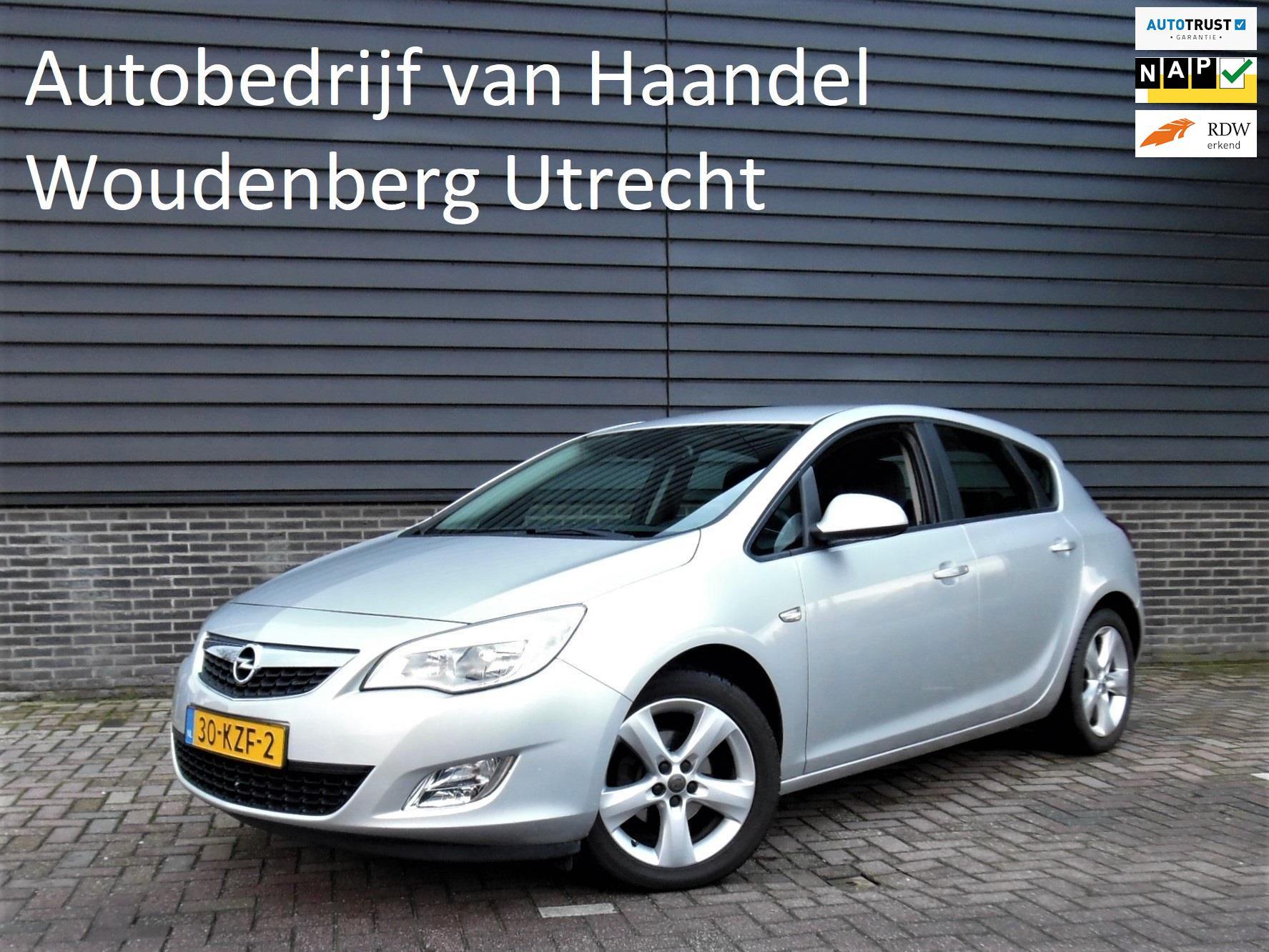 Opel Astra occasion - Autobedrijf Gerard van Haandel