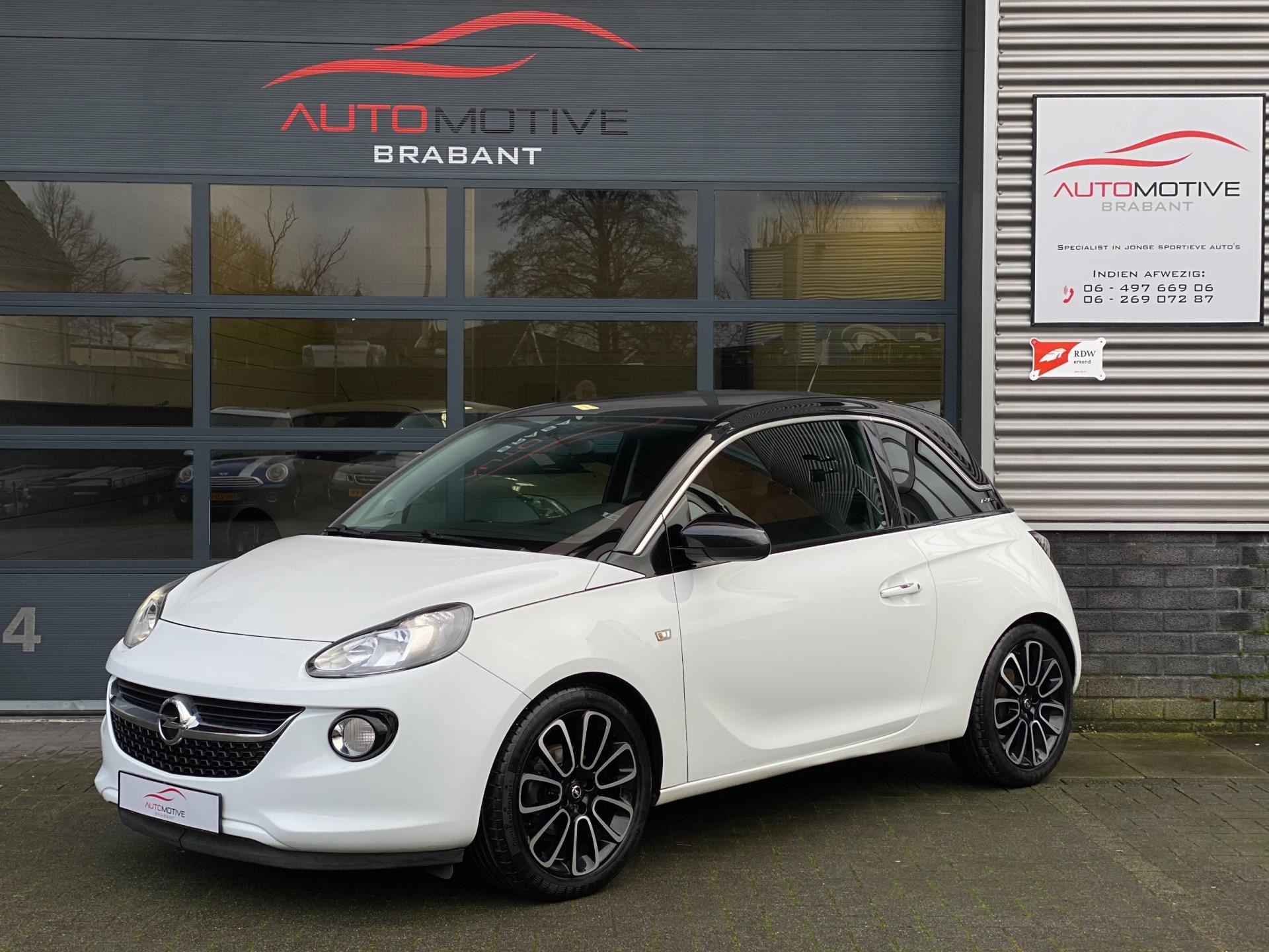 Opel ADAM occasion - Automotive Brabant