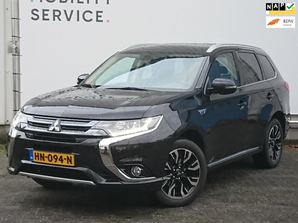 Mitsubishi Outlander occasion - Mobility Service