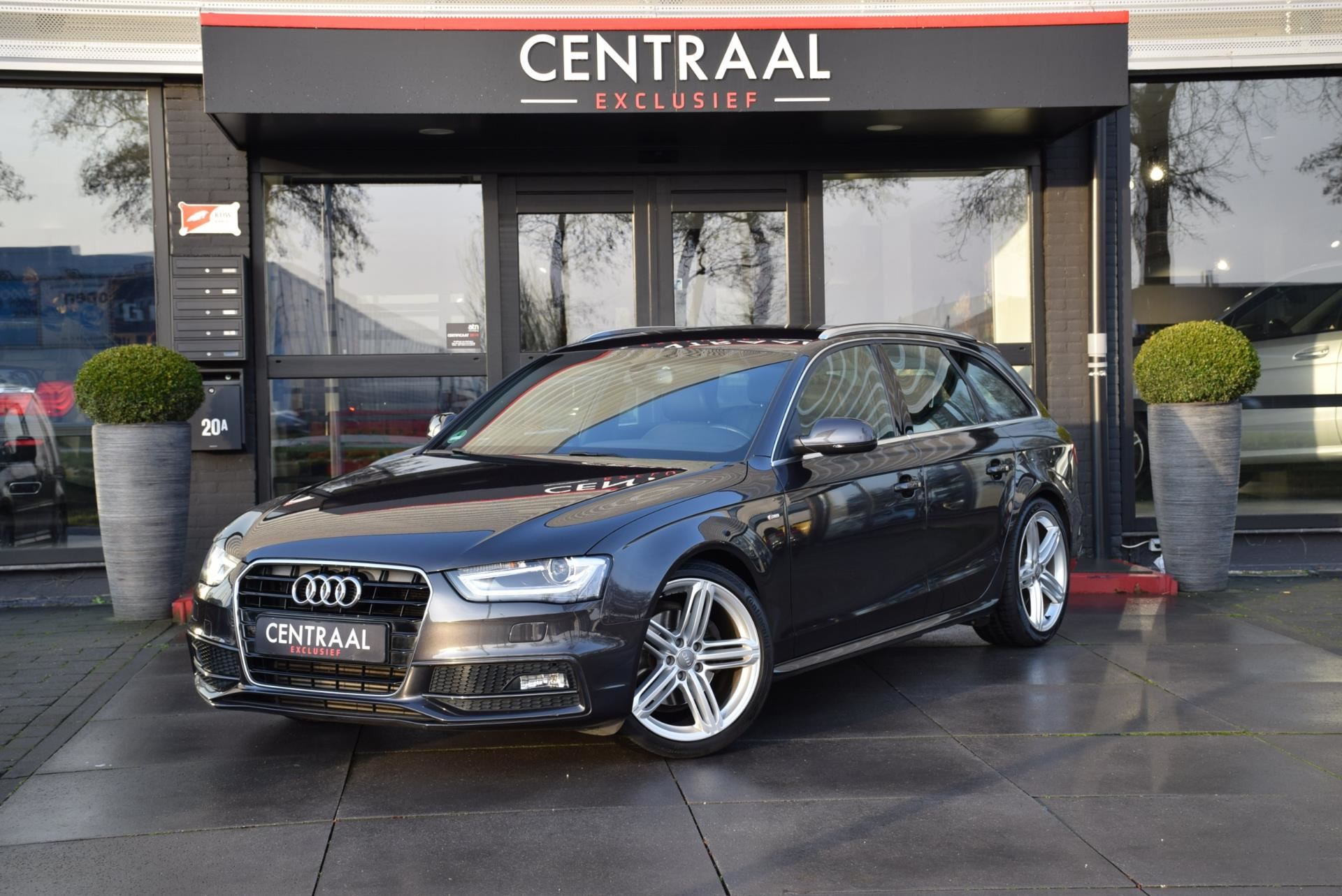 Audi A4 Avant occasion - Centraal Exclusief B.V.